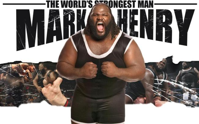 The World's Strongest Appraisal: Mark Henry