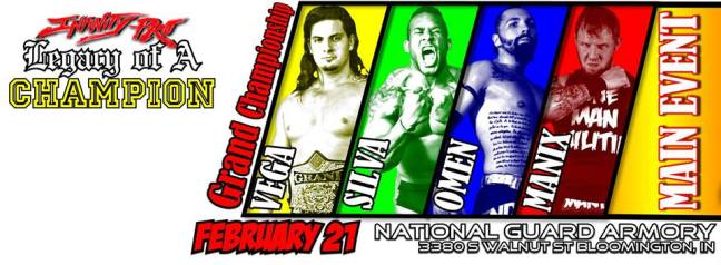 photo courtesy of Infinity Pro Wrestling's Facebook page