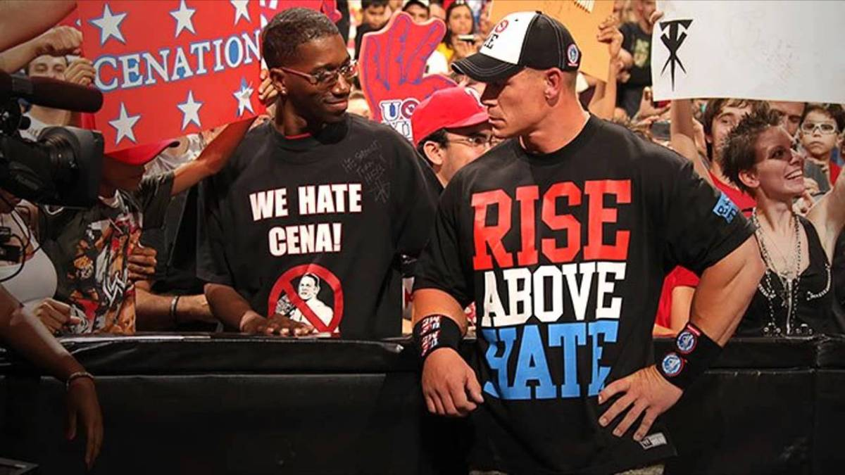 According to the Numbers: Why Do People Hate John Cena?