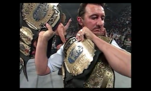 I can't hold all these belts!
