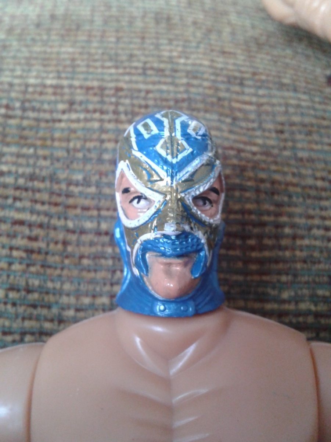 WWF: Woeful Wrestling Figures.